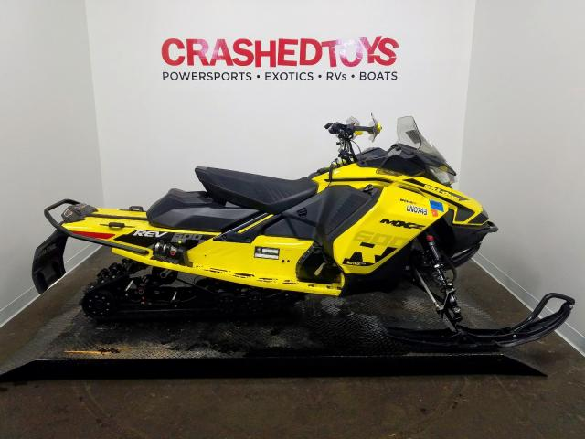 2018 Skidoo MXZ X 600R for sale in Blaine, MN