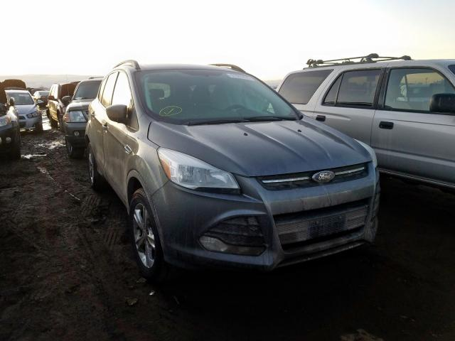 Ford Escape SE salvage cars for sale: 2014 Ford Escape SE