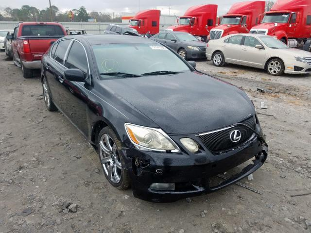 Lexus GS 430 salvage cars for sale: 2006 Lexus GS 430