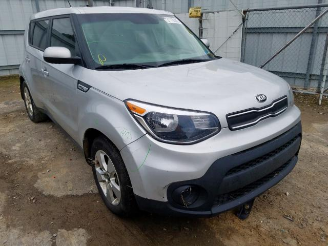 KIA salvage cars for sale: 2017 KIA Soul