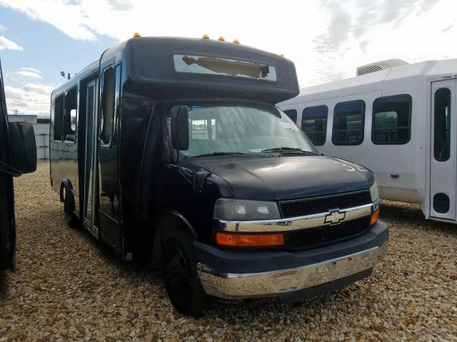 Chevrolet Express salvage cars for sale: 2009 Chevrolet Express