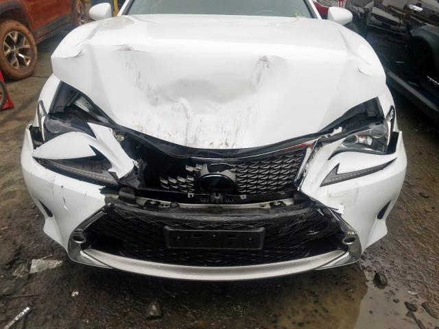2016 Lexus RC | Vin: JTHSE5BC2G5006571