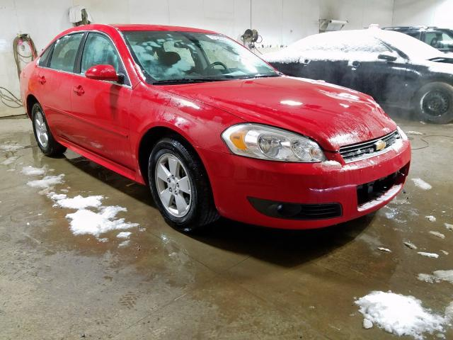 2011 Chevrolet Impala LT for sale in Portland, MI