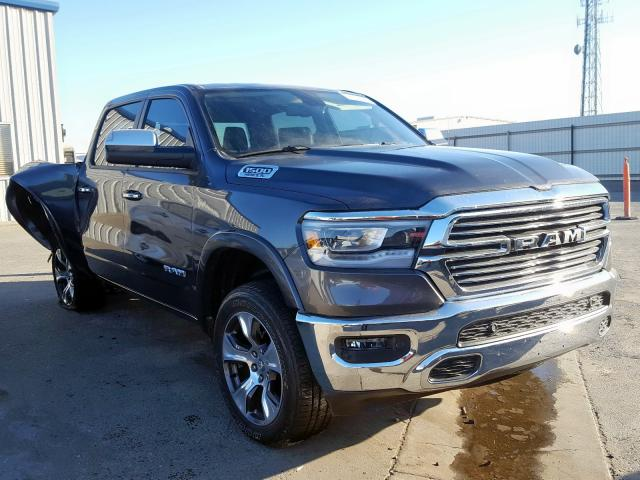 Dodge 1500 Laram Vehiculos salvage en venta: 2019 Dodge 1500 Laram