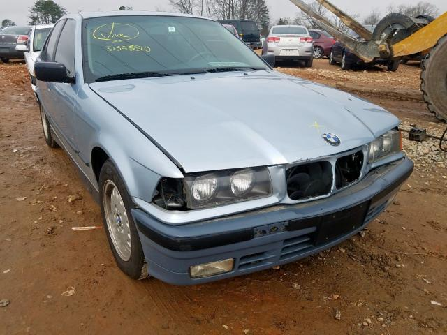 BMW 325 I Automatic salvage cars for sale: 1992 BMW 325 I Automatic
