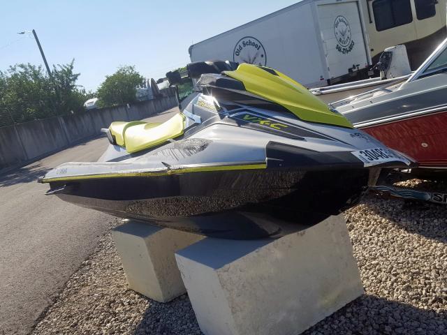 Salvage 2019 Yamaha VX JETSKI for sale