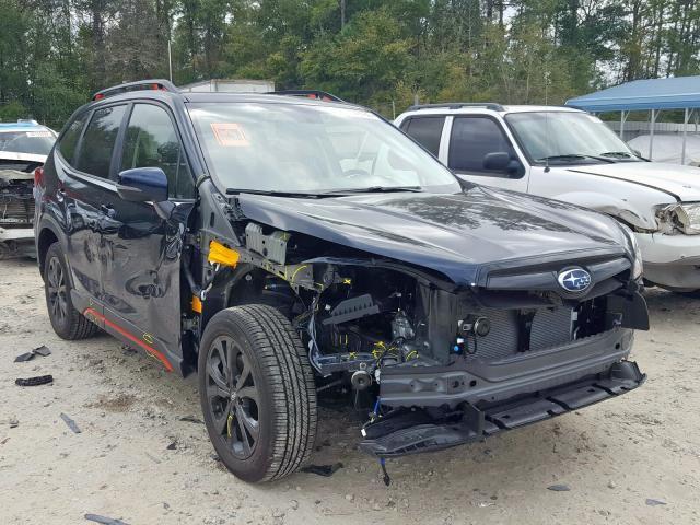 2019 Subaru FORESTER | Vin: JF2SKAKC6KH569201