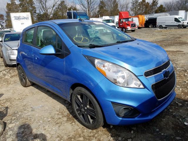 2013 Chevrolet Spark 1Lt 1.2L