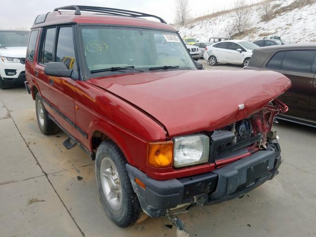 Land Rover salvage cars for sale: 1998 Land Rover Discovery