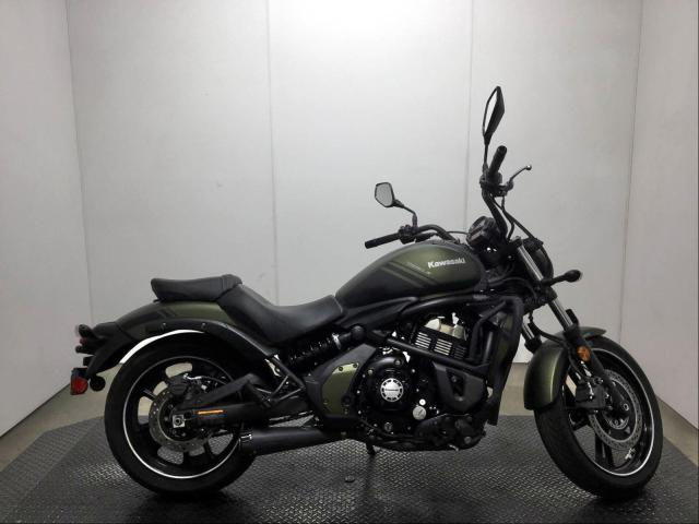 Kawasaki EN650 D salvage cars for sale: 2019 Kawasaki EN650 D