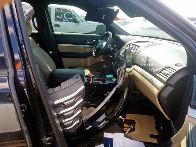 2017 Ford EXPLORER   Vin: 1FM5K7BH9HGD39897