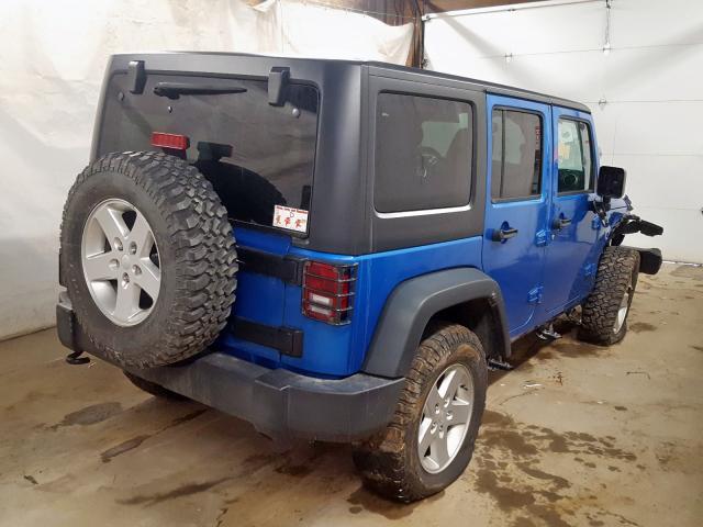 2016 Jeep WRANGLER | Vin: 1C4BJWDG3GL252186