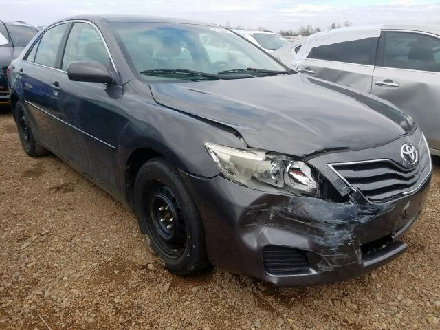 Salvage cars for sale from Copart Bridgeton, MO: 2010 Toyota Camry Base
