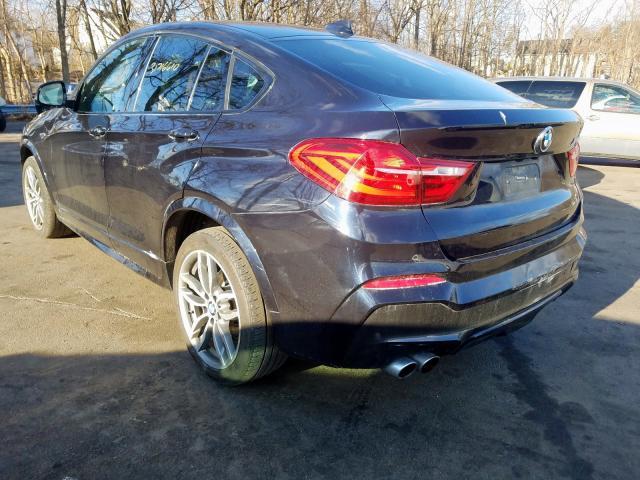 2016 BMW X4 | Vin: 5UXXW3C59G0R22281