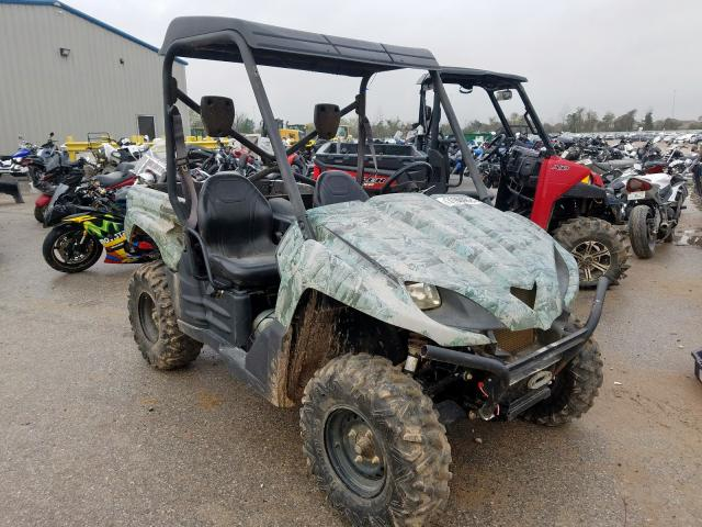 2008 Kawasaki KRF-750 B for sale in Houston, TX