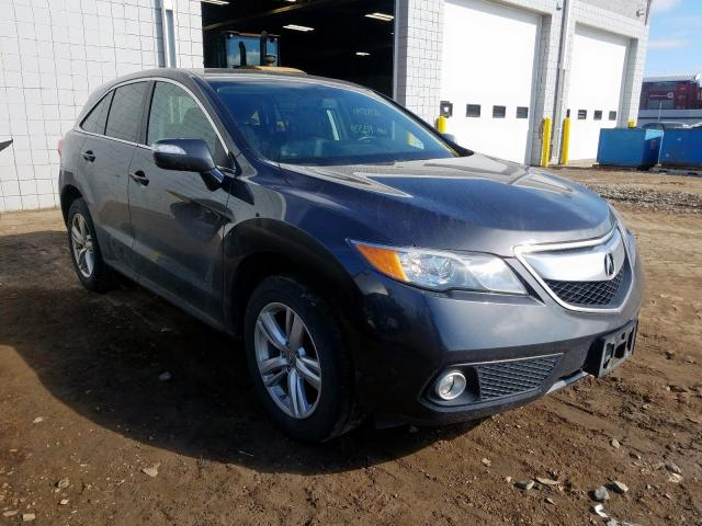 photo ACURA RDX 2015