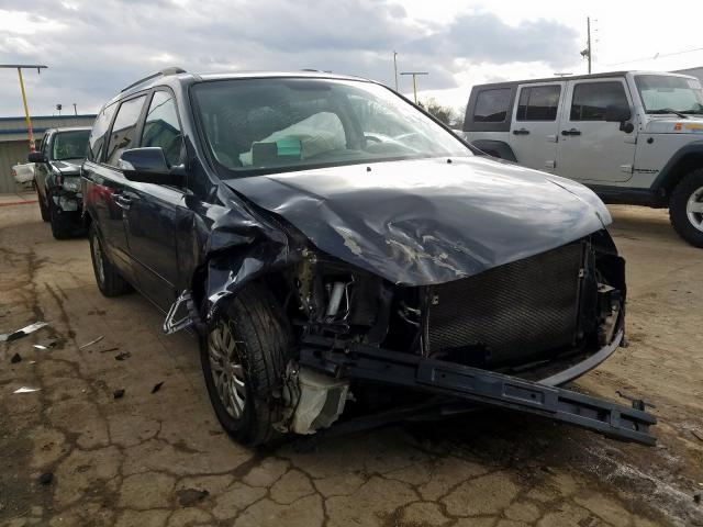 KIA Sedona LX salvage cars for sale: 2014 KIA Sedona LX