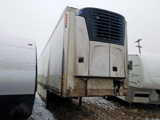Utility salvage cars for sale: 2013 Utility Refer Trailer