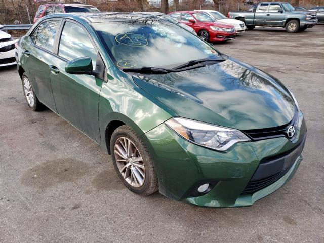 2014 TOYOTA COROLLA L - Other View