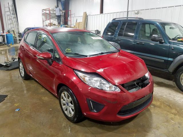 2013 Ford Fiesta Se 1.6L