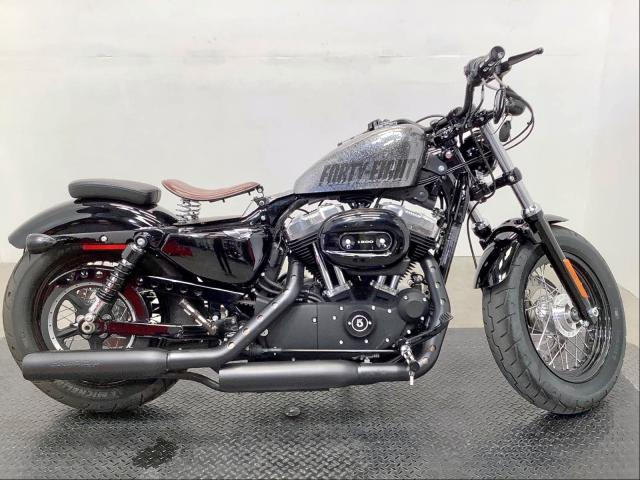 Harley-Davidson XL1200 FOR salvage cars for sale: 2014 Harley-Davidson XL1200 FOR
