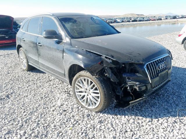 2017 Audi Q5   Vin: WA1M2AFP1HA074811