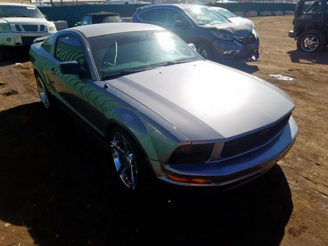 Ford Mustang salvage cars for sale: 2006 Ford Mustang