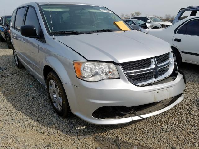 Dodge Grand Caravan salvage cars for sale: 2012 Dodge Grand Caravan