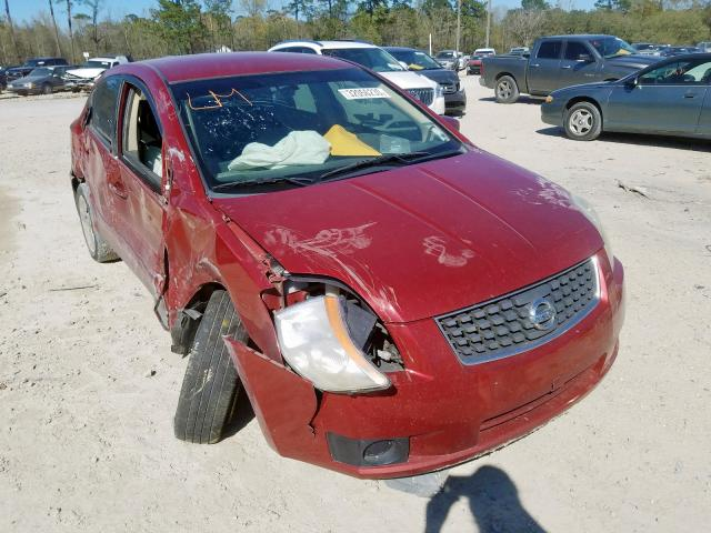 Salvage cars for sale from Copart Greenwell Springs, LA: 2007 Nissan Sentra 2.0