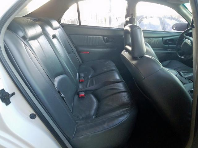 2002 buick regal sedan 4d 3 8l gas white للبيع loganville ga 2g4wb55k421195521 a better bid a better bid car auctions