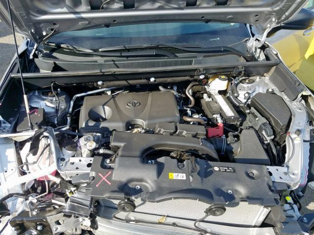 2019 Toyota RAV4 | Vin: 2T3H1RFV8KW043913