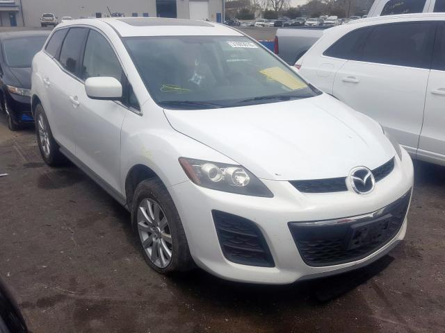 Mazda CX-7 salvage cars for sale: 2010 Mazda CX-7