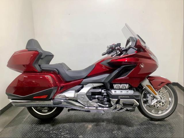 Honda GL1800 D salvage cars for sale: 2018 Honda GL1800 D