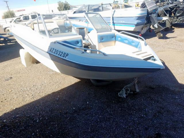 Salvage 1987 Glastron BOAT for sale