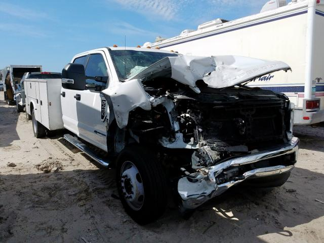 Ford F450 Super salvage cars for sale: 2018 Ford F450 Super