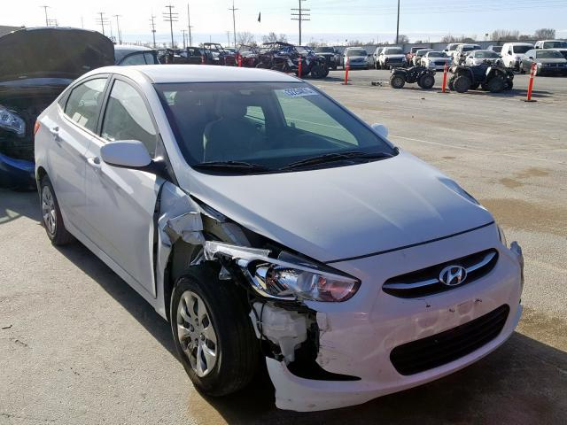 Hyundai salvage cars for sale: 2017 Hyundai Accent SE