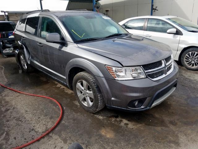 Dodge salvage cars for sale: 2012 Dodge Journey SX