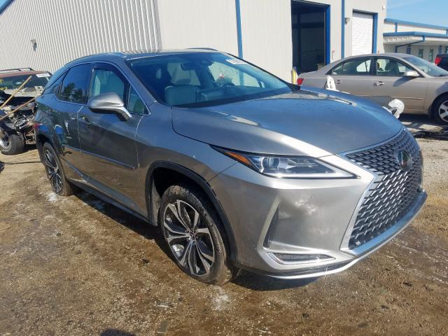 2020 Lexus RX | Vin: 2T2HZMAA1LC157470