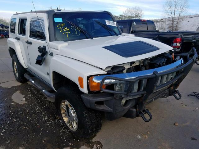Hummer salvage cars for sale: 2006 Hummer H3