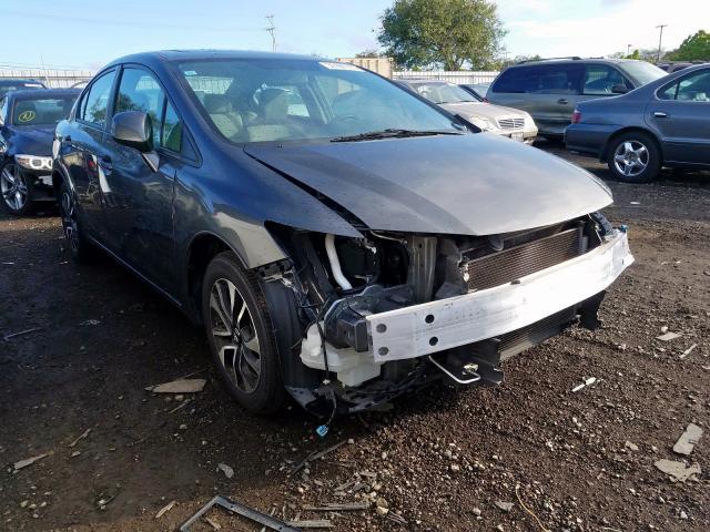2013 Honda Civic Ex 1.8L
