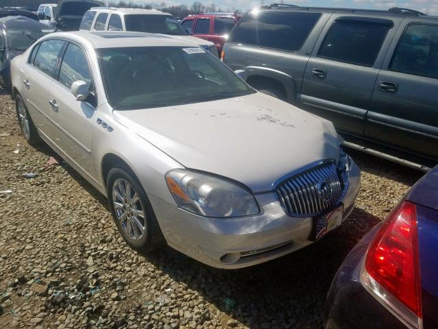 Buick Lucerne salvage cars for sale: 2011 Buick Lucerne