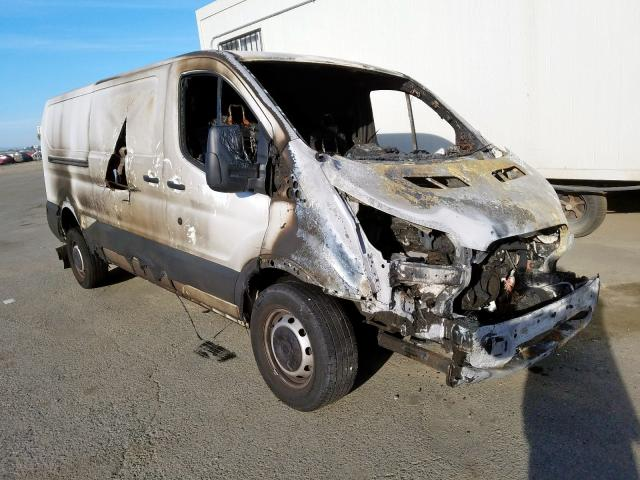 Ford Transit T salvage cars for sale: 2018 Ford Transit T