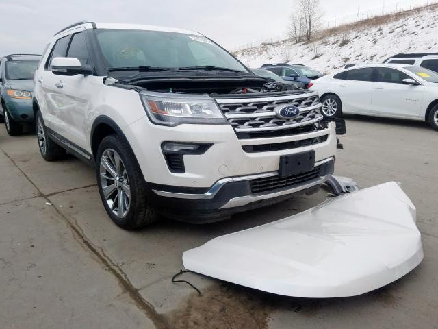 2018 Ford EXPLORER | Vin: 1FM5K8F86JGA88603