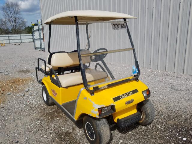 Salvage 2004 Clubcar CLUB CAR for sale