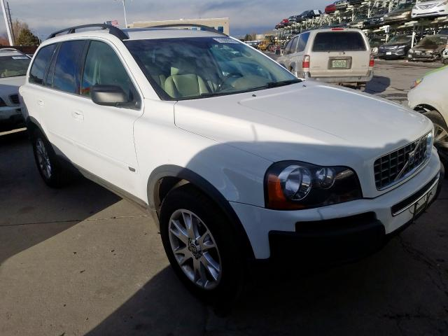 Volvo salvage cars for sale: 2005 Volvo XC90 V8