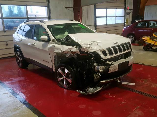 2019 Jeep CHEROKEE | Vin: 1C4PJMDX0KD138160