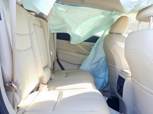2019 Nissan MURANO   Vin: 5N1AZ2MJ1KN112770