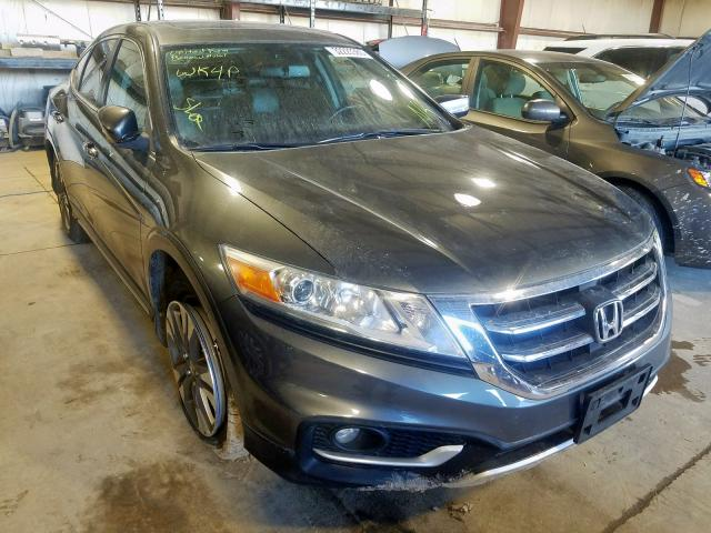 Honda Crosstour salvage cars for sale: 2013 Honda Crosstour