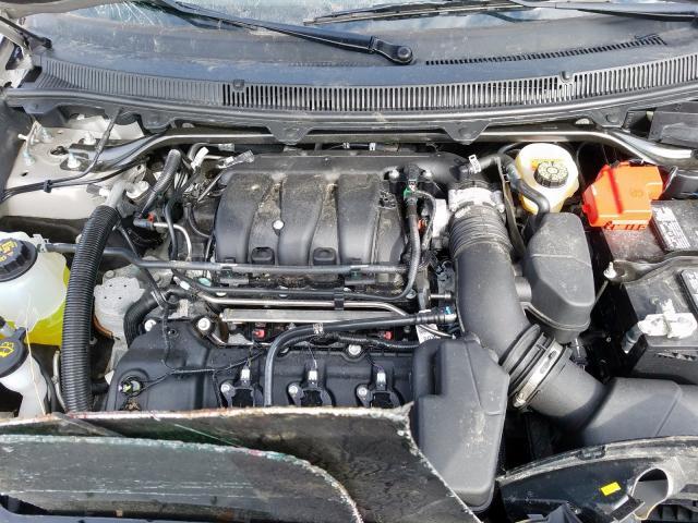 2019 Ford FLEX | Vin: 2FMHK6D84KBA34844