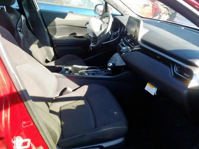 2019 Toyota C-HR | Vin: JTNKHMBX8K1022856
